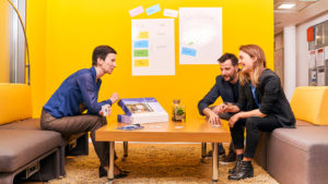 Flexibility & Visual Thinking in the Future Office