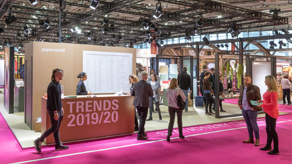 Paperworld Trends 2019/20