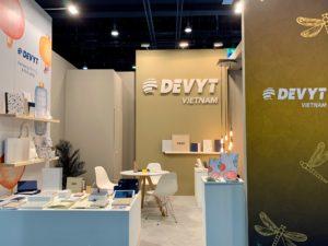 DEVYT AT PAPERWORLD 2020 – Frankfurt Fair – GERMANY