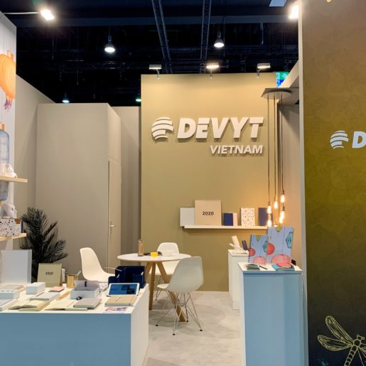 DEVYT AT PAPERWORLD 2020 – Frankfurt Fair – GERMANY